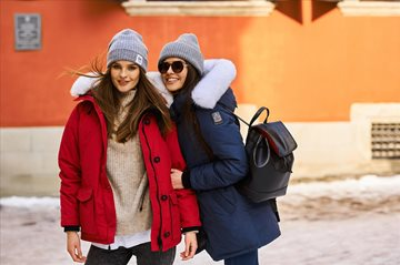 5 Women's Parka Trends for 2020