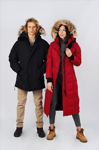 Arctic Bay Winter Parkas How to Choose the Best Fit for You