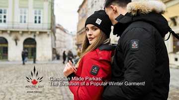 Canadian Made Parkas The Evolution of a Popular Winter Garment canadianmadeparkas