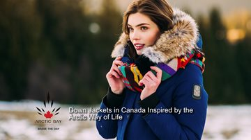 Embrace Winter with Down Jackets Made in Canada downjacketscanada